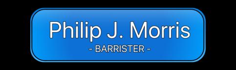 Philip Morris Motoring Law barrister